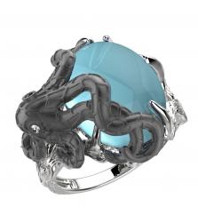 Кольцо «Осьминог»