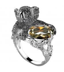 Кольцо «коала»