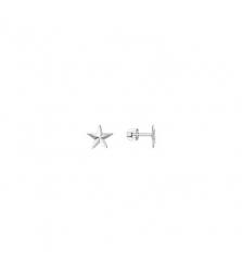 Серьги-пусеты «Звезды»