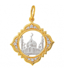 Подвеска «мечеть»
