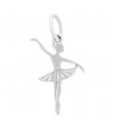 Подвеска «Танцующая балерина»