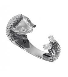 Кольцо «ёжик»