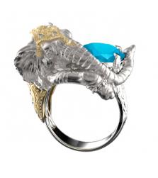 Кольцо «Слон»