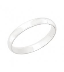 Кольцо «Обручальное» классическое
