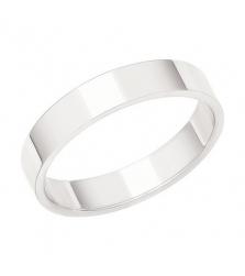 Кольцо «Обручальное» европейка