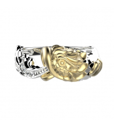 Кольцо «Рыба»