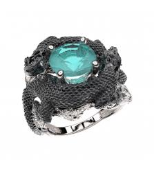 Кольцо «ящерицы»