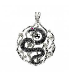 Подвеска «змея»