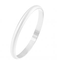 Кольцо «Обручальное» классическое 2,5мм.