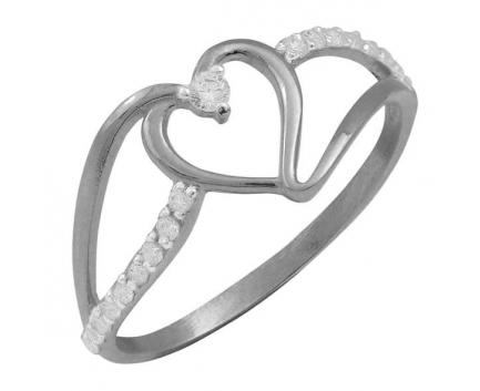 Кольцо  из серебра 925 пробы с  23-5-ZZ-R-082827