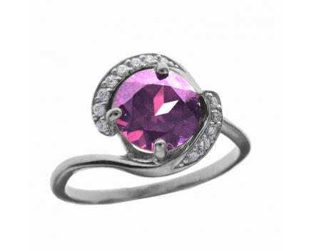 Кольцо  из серебра 925 пробы с  23-5-AZ-R-082272