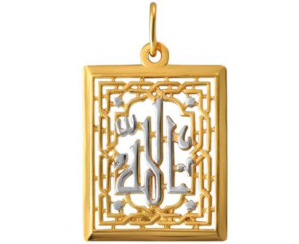 Подвеска  из золота 585 пробы с  23-4-OO-P-851165