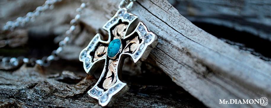 Православная коллекция ювелирных украшений Mister Diamond